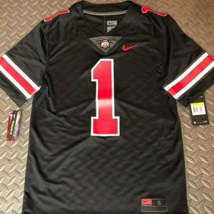 Limited OHIO STATE BUCKEYES Nike ICON Black OUT